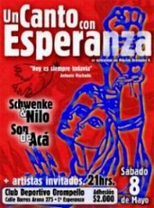 Schwenke y Nilo en Valparaíso